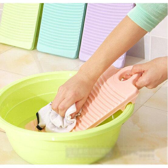 掛式可固定防滑洗衣板