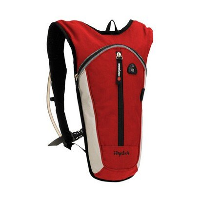 Caribee Hydra Sports Hydration Pack (red) 0