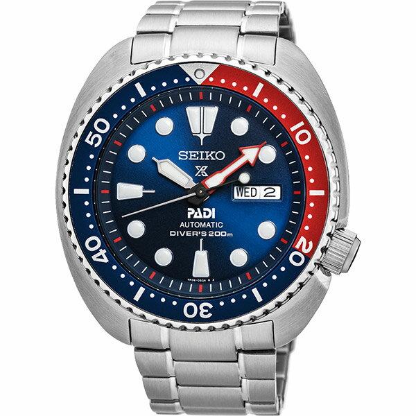Seiko Prospex限量700PADI聯名機械潛水腕錶