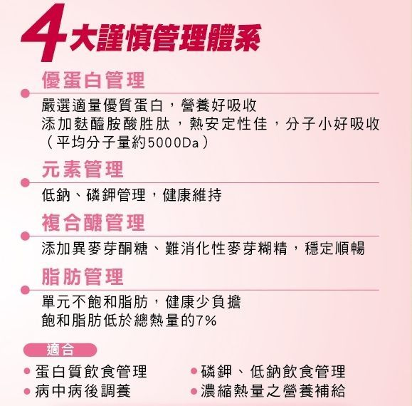 【三多】補体康LPF營養配方(一箱-加贈6瓶) 3