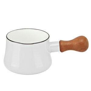 Dansk 北歐巧克力/牛奶鍋 - 白色