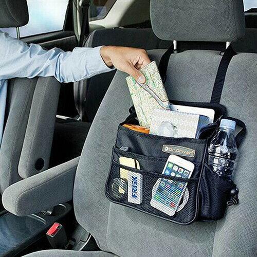 旅行袋 椅背掛帶多功能置物袋斜背收納袋【MJA3-002】 BOBI  12/01 0