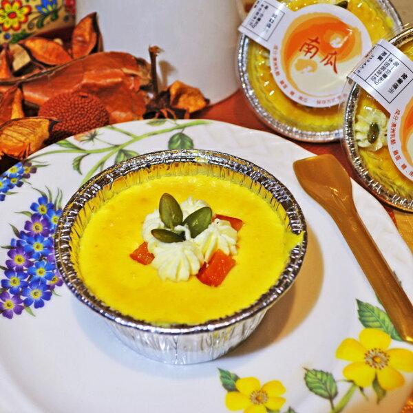 【銀姐的廚房】南瓜乳酪蛋糕(土) (6入)