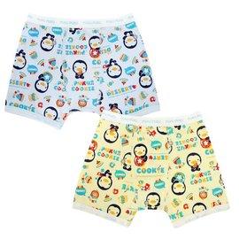 『121婦嬰用品館』PUKU 男童四角內褲2入- 6號 0