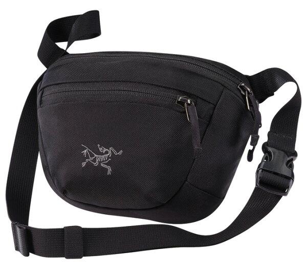 【鄉野情戶外專業】 ARCTERYX 始祖鳥  加拿大  MAKA 1 腰包/隨身包 旅行包 護照包 側背包/17171 【容量2L】