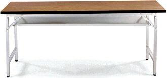 木紋面板折合會議桌 45 x 120 公分 2013-B-67-19