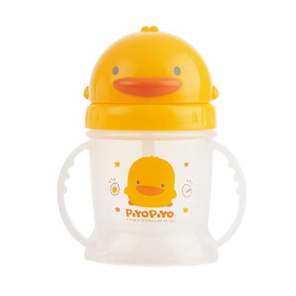 『121婦嬰用品館』黃色小鴨 滑蓋造型PP練習杯 250ml 0