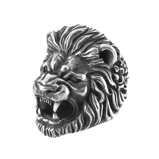 【現貨商品】【MAD CULT】王者之獅純銀戒指(MAD-R-34) 0