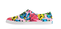 native 輕量懶人鞋、休閒防水鞋到NATIVE  SHOES - JERICHO -GLM04-夏日花花款(粉綠兩色)