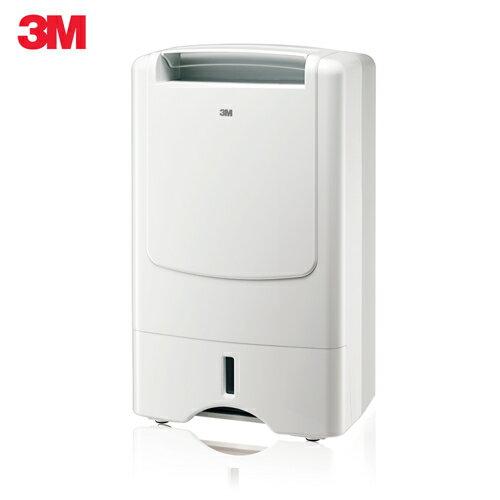 【福利品】3M 除濕輪式空氣清淨除濕機 典雅白 FD-Z85TW