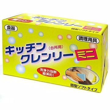日本原裝進口無磷清潔洗碗皂350g(附吸盤)《一人限購一個》