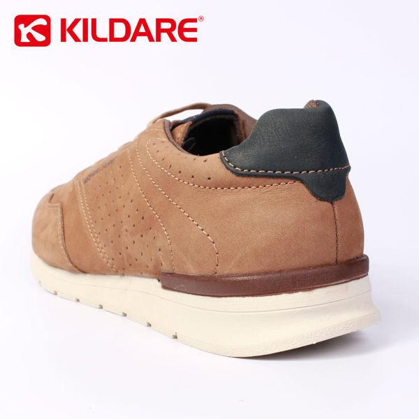 Kildare 巴西綁帶休閒鞋 淺棕 男 慢跑 5