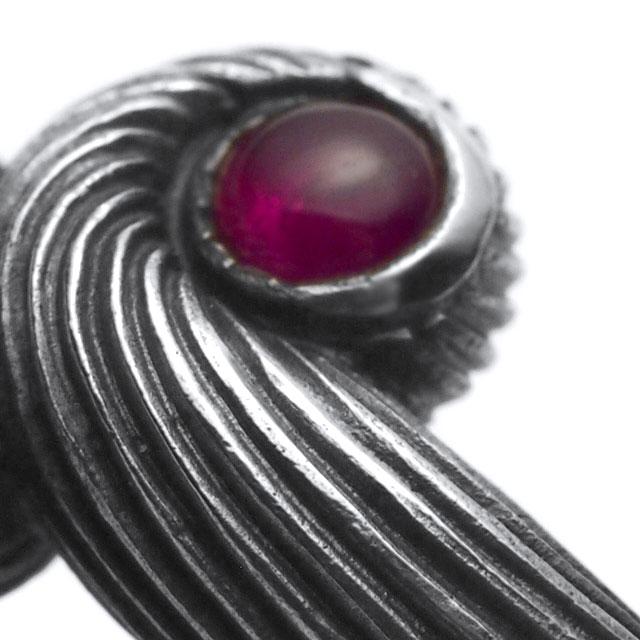 【海外訂購】【GLENN】阿哞神獸純銀戒指(GL-0066-R) 2