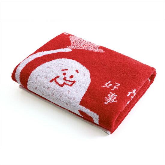 好事花生/大浴巾.暖暖毯 2