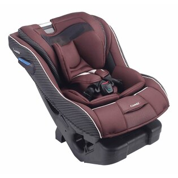 *加贈Combi消毒鍋* Combi康貝 - New Prim Long EG 0-7歲汽車安全座椅(汽座) -香榭褐