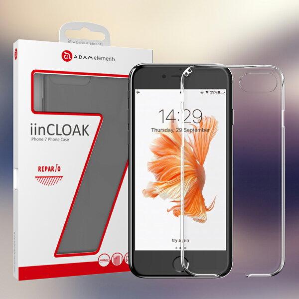 iinCLOAK 7 保護殼i phone 7 Plus - 透明