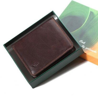 Golunski Oregon Gents Notecase Wallet (brown) 0
