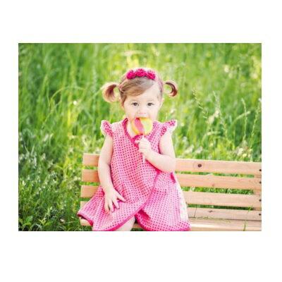 【安琪兒】【Spinkie】俏麗髮帶-小蜜桃 2