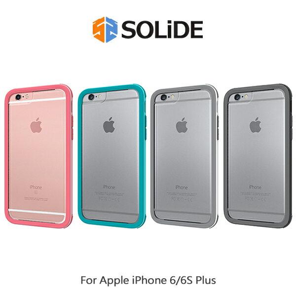 【愛瘋潮】SOLiDE Apple iPhone 6S/6S Plus VENUS 維納斯防摔殼 保護殼 邊框殼 減震 手機殼