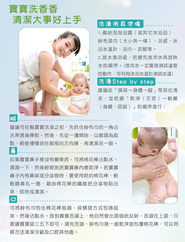 『121婦嬰用品』nac 草本呵護 嬰兒護膚乳液 200ml 3
