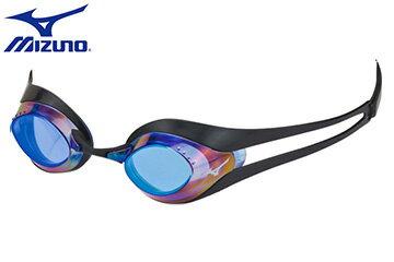 N3JE600100 頂尖選手用鏡面泳鏡 GX●SONIC EYE 【美津濃MIZUNO】
