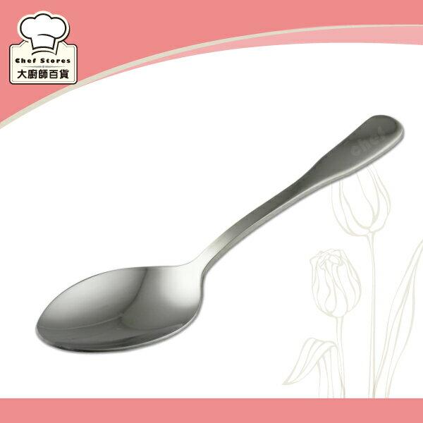 OSAMA王樣義式大餐匙304厚料不銹鋼湯匙-大廚師百貨
