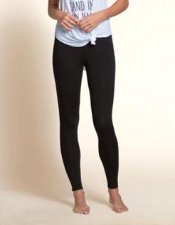 【LA STORES】HOLLISTER(女) 顯瘦內搭褲