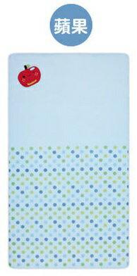 『121婦嬰用品館』拉孚兒 會呼吸嬰兒床透氣墊 - 蘋果 0