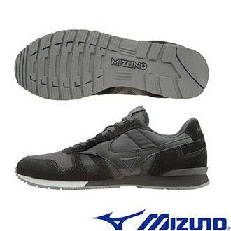 【樂天卡友獨家優惠】D1GA160009 (黑X黑) MIZUNO 1906 ML87 休閒款慢跑鞋 A【美津濃MIZUNO】