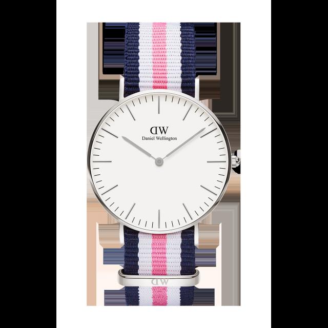【Daniel Wellington】DW手錶CLASSIC SOUTHAMPTON 36MM(免費贈送另一組表帶) 1