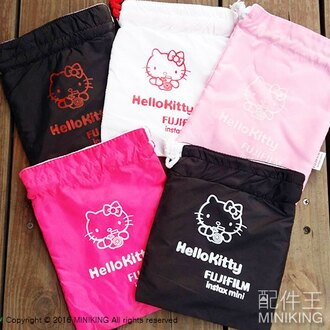 【配件王】現貨 拍立得 相機包 Hello Kitty 凱蒂貓 鋪棉 相機包 保護包 另mini8 25 50 SP1