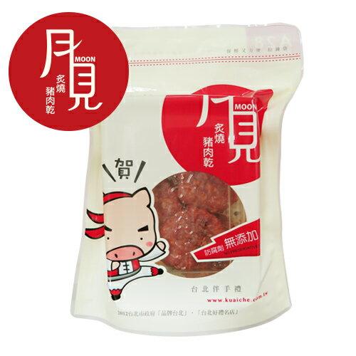 【快車肉乾】A28 月見炙燒豬肉乾(185g/包) 3