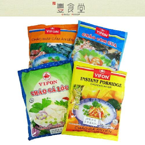 進口美食 越南粥 VIFON Porridge Fish Flavour
