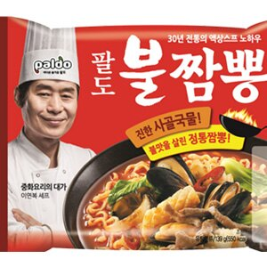 韓國八道 金海鮮炒碼麵(單包) -泡麵- [KR229] - 限時優惠好康折扣