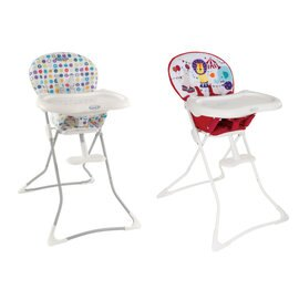Graco - Tea Time 簡便型高腳餐椅 0