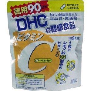日本原裝DHC維他命C 大包裝90日份180粒 - 一九九六的夏天 - 限時優惠好康折扣