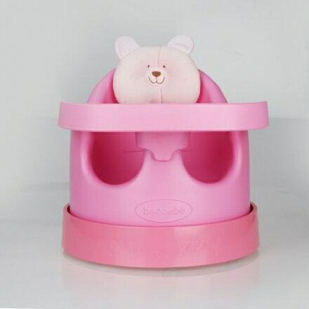 【贈收納袋】安琪兒【Bonbebe】360度歡樂多功能幫寶椅-粉色 0