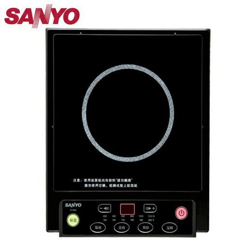 《SANYO 三洋》微晶面板電磁爐 IC-69A