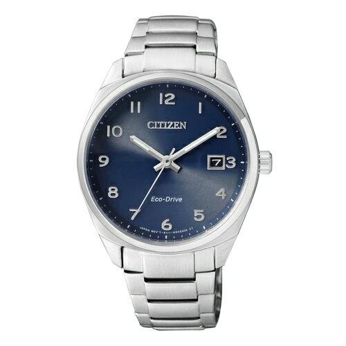 CITIZEN 風格光動能腕錶 藍面 EO1170~51L ~  好康折扣