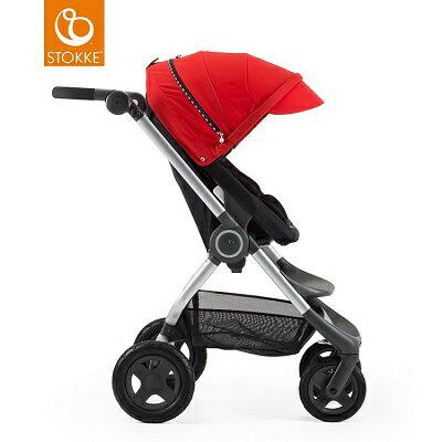 挪威【Stokke】 Scoot 推車專用套件組(賽車風格)-紅色 1