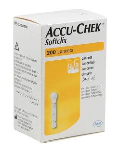 【醫康生活家】Accu-chek舒柔筆專用採血針200入