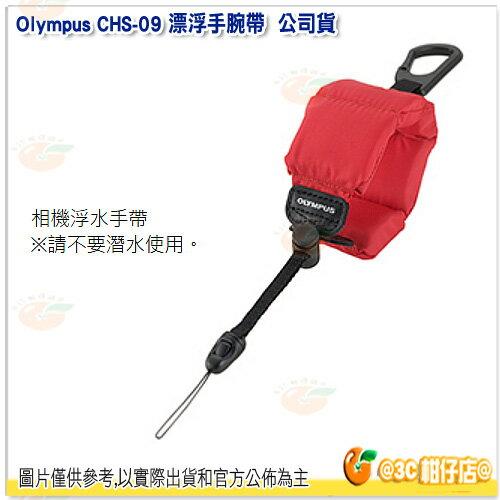 Olympus CHS-09 漂浮手腕帶 元佑公司貨 通用型 CHS09 漂浮 手腕帶 浮力手環 浮動手帶 TG3