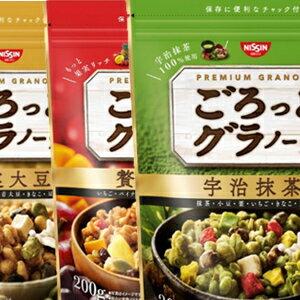日本 日清NISSIN早餐麥片 (水果麥片/大豆麥片/宇治抹茶麥片) [JP420] - 限時優惠好康折扣