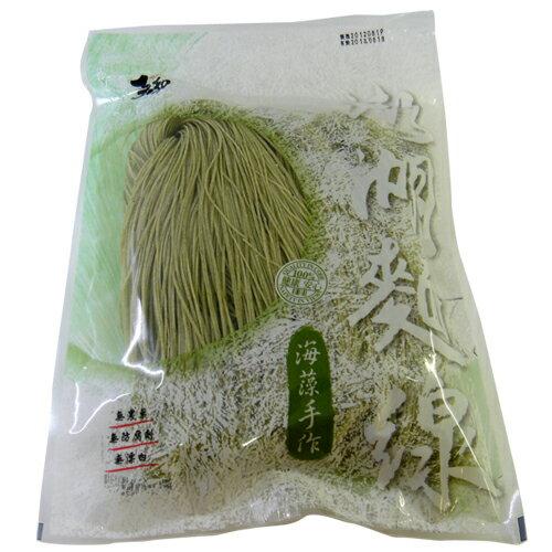 澎湖海藻手作麵線
