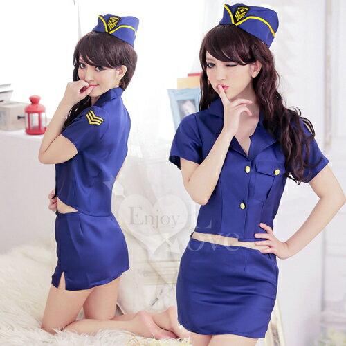 ■■iMake曖昧客■■為愛投降!女警角色遊戲制服