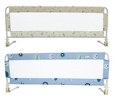 『121婦嬰用品館』同富 床邊護欄 - 藍 0