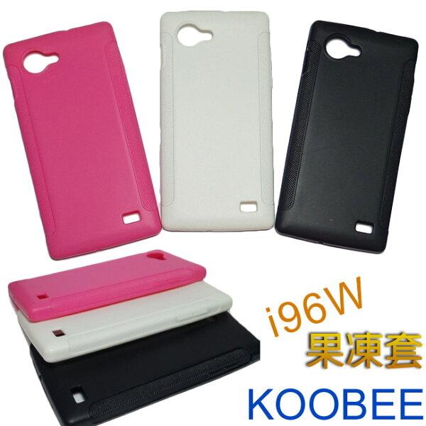 koobee i96(i96w) 原廠果凍套