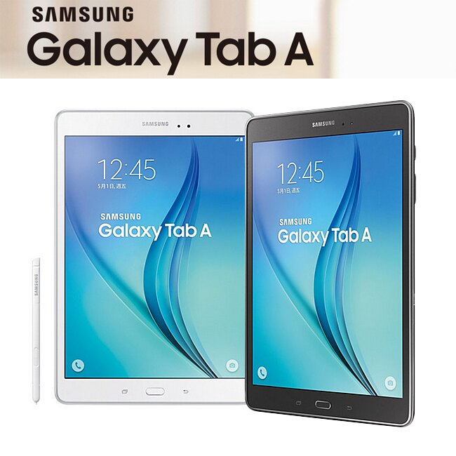 【WiFi/16G】三星Samsung Galaxy Tab A 8吋四核心平板電腦(SM-P350)◆送Samsung平板手機座