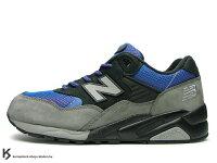New Balance 美國慢跑鞋/跑步鞋推薦奇蹟入荷 NEW BALANCE x MITA SNEAKERS x real mad HECTIC MT580 BRG 14代 灰黑 藍紅 14th !