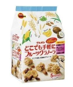 有樂町進口食品 北日本綜合水果穀物麥片 200g 5入 4901360319978 - 限時優惠好康折扣